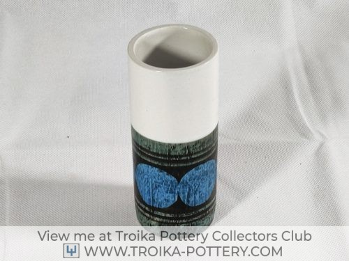Troika Pencil Jar Cylinder Vase