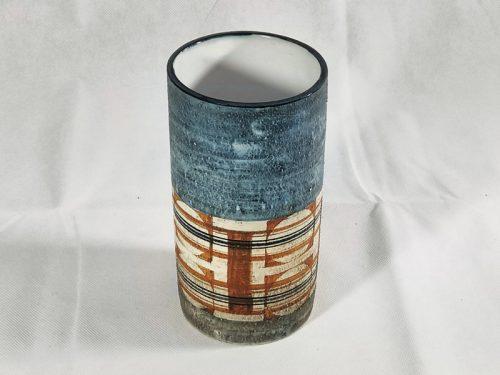 Medium Open Top 19cm Cylinder Vase