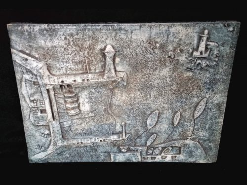 St Ives Plaque