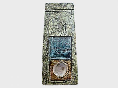 Rhombus Coffin Vase