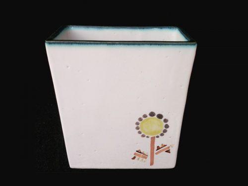 Slab Vase